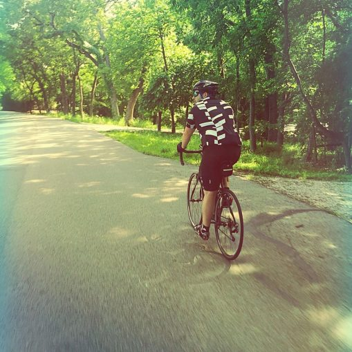 I love cycling.. I need to do it more